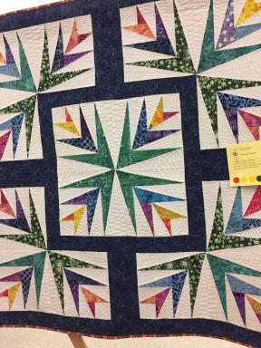2018 quilt show sample
